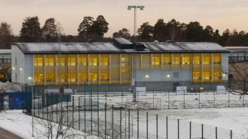 Vendelsömalmsskolan, hus G