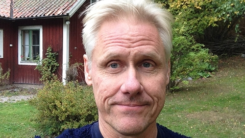 Privat. Uno Karlsson ny kulturskolechef i Haninge kommun.