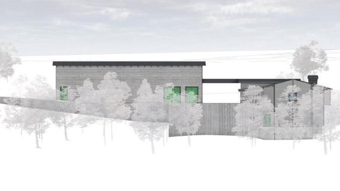 Visionsbild detaljplan Dalarö reningsverk