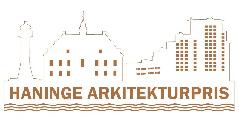 Illustration för Haninge arkitekturpris