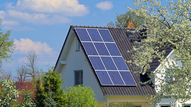 Hur mycket solenergi ger ditt tak - Haninge Kommun
