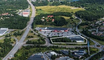 biltema karta Söderby 1:751 med flera (Biltema)   Haninge Kommun biltema karta